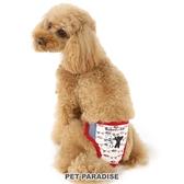【PET PARADISE 寵物精品】Gaspard et Lisa 三角旗透氣生理褲(3S/SS/S)
