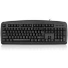 鍵盤 雙飛燕KB-8有線游戲鍵盤USB筆記本臺式機電腦鍵盤網吧辦公用家用 歐歐