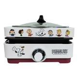 《省您錢購物網》 福利品~SNOOPY 有你有我 火烤調理鍋(ZOD-MS0915)
