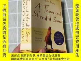 二手書博民逛書店A罕見Thovsand Splendid SvnsY203909