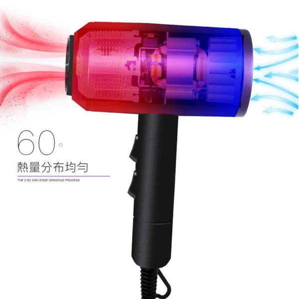 【DM462】負離子吹風機吹風機XL-6666(免運) 大功率負離子髮廊電吹風機 大風量 不傷髮 EZGO商城