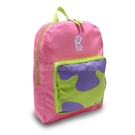 Nike 後背包 Classic Kyrie Spongebob 粉紅 綠 男女款 兒童款 派大星 【PUMP306】 CN2219-610