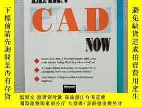 二手書博民逛書店LEARN罕見CAD NOWY254853 LEARN CAD