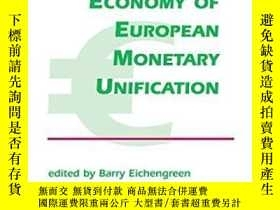 二手書博民逛書店The罕見Political Economy Of European Monetary Integration
