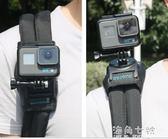 Gopro配件Hero7/6/5/4運動相機背包夾小蟻相機支架背包帶 海角七號館