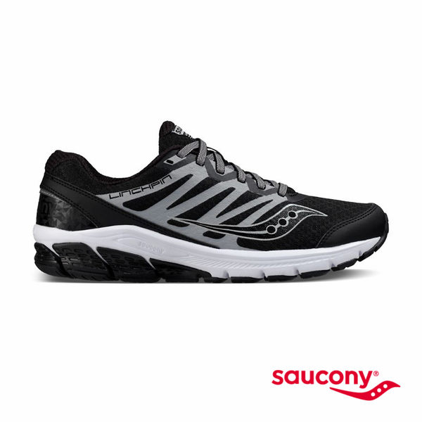 SAUCONY LINCHPIN 專業訓練鞋-黑