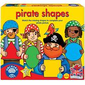 【英國 Orchard Toys】OT-052 兒童桌遊-色彩遊戲 形形色色 PIRATE SHAPES GAME
