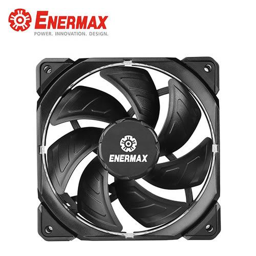 【ENERMAX 安耐美】金靜蝠 ADV T.B.SILENCE 12公分 電腦風扇 UCTBA12P