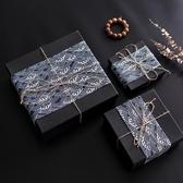 禮品盒 ins風口紅圍巾禮盒空盒禮品盒生日禮物盒子男生款包裝盒網紅簡約 美物