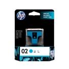 HP NO.02 02 藍色 原廠墨水匣 PS3110/3310/C5180/C6180/C6280/C7180/C7280