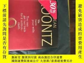 二手書博民逛書店DEAN罕見KOONTZ the husbandY255812