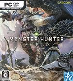 PC-魔物獵人世界 中文版 PLAY-小無電玩