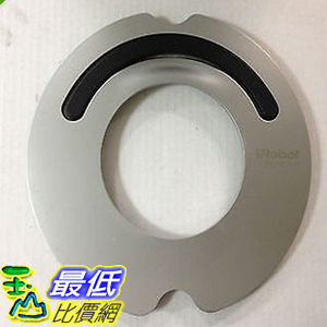 [美國直購 ShopUSA] iRobot配件 Used Roomba 500 Series silveFaceplate 550 560 555 530 510 535 with handle
