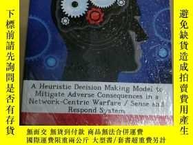 二手書博民逛書店A罕見Heuristic Decision Making Mod