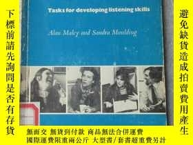 二手書博民逛書店Learning罕見to Listen: Tasks for D