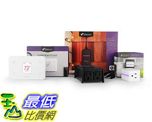 [107美國直購] 恒溫器 iDevices Transformation Pack - Wi-Fi Enabled Thermostat and 2 Smart Plugs Apple HomeKit