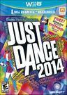 WiiU Just Dance 2014...