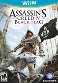 WiiU Assassin s Creed IV Black Flag 刺客教條 4:黑旗(美版代購)