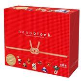 【日本KAWADA河田】Nanoblock 迷你積木 迷你日本緣起物 (八款合售) NB-036S