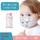 24小時內發貨 小童口罩 一次性口罩 100片 幼幼 兒童 熔噴布 防護口罩防飛沫 三層不織布口罩