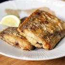 ㊣盅龐水產◇冷凍白帶魚(2入)◇重量260g±10%/包◇零$120/包◇ 肉質厚實鮮甜 白帶魚便當必買