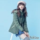 Victoria 花苞合身牛仔短裙-中深藍-V9008477(領劵再折)