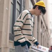 寬鬆毛衣 毛衣男2019新款冬季加絨加厚針織衫韓版寬鬆慵懶風外套男秋冬 小天後