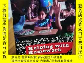 二手書博民逛書店Helping罕見with Homework: A Parent
