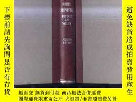 二手書博民逛書店1939年英文原版〈ROUTE罕見SURVEYING PICKE
