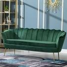 沙發 小戶型客廳臥室雙人三人網紅沙發現代簡約【快速出貨】