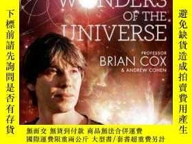 二手書博民逛書店Wonders罕見of the Universe宇宙奇觀 原版