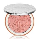 Dior迪奧 輕透光燦礦物蜜粉餅(戀戀織光限量版)#09 6g《小婷子》