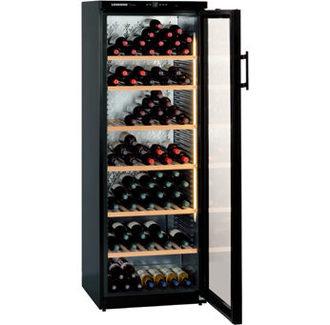 LIEBHERR 德國 利勃 WKb4612 獨立式單溫紅酒櫃 (336L)【零利率】