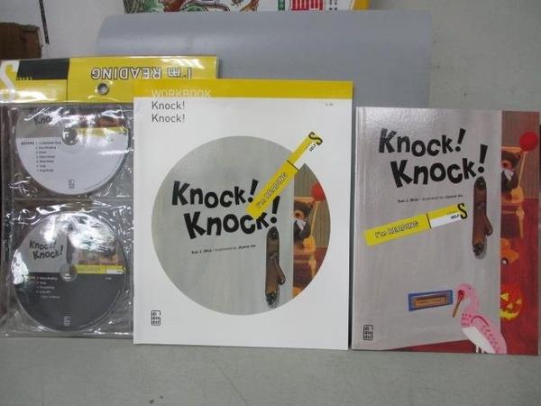 【書寶二手書T6/少年童書_QKY】I m Reading-Knock Knock!