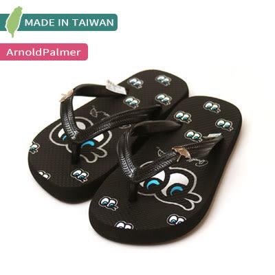 【錢豪童裝童鞋】ArnoldPalmer 雨傘牌沙灘夾腳拖(17~22號)