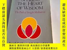 二手書博民逛書店SEEKING罕見THE HEART OF WISDOMY26171 Joseph Goldstein Sha