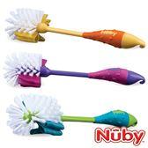 Nuby 2合1豪華奶瓶刷 (多款式) 麗翔親子館