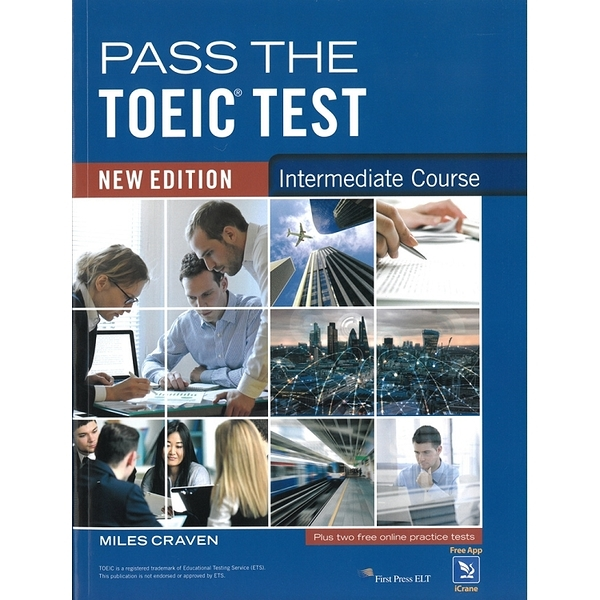 Pass the TOEIC Test Intermediate (with M