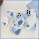 蘋果 水藍 系列組合 手機殼 AirPods 保護套 小愛心系列 組合 耳機盒 全包無線耳機殼