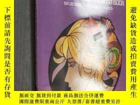 二手書博民逛書店Art罕見Nouveau Stained Glass Pattern Book (Dover Stained Gl
