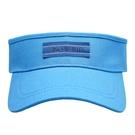 【ISW】多色運動空頂帽-藍色 (六色可選) 網球帽