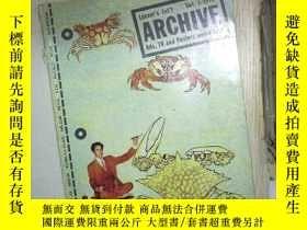 二手書博民逛書店ARCHIVE罕見1995 1(007)Y180897