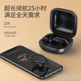 無線藍芽耳機雙耳掛耳式入耳式耳塞單耳運動安卓通用適用蘋 快速出貨