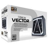 Xigmatek Vector P700W/80+白金牌 電源供應器