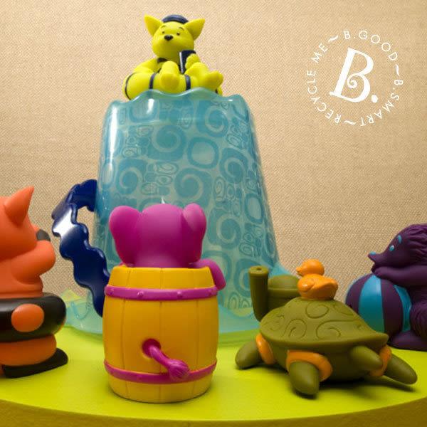 美國 B.Toys 貝思愛玩水
