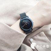 節日禮物譯時Enmex創意設計樹枝概念款中性手表簡約兩針手表-奇幻樂園