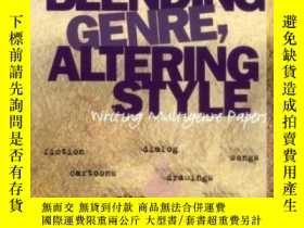 二手書博民逛書店Blending罕見Genre, Altering StyleY256260 Tom Romano Boynt