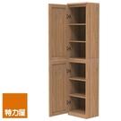 組 -特力屋萊特 組合式書櫃 淺木櫃/淺木層板4入/淺木門2入 40x30x174.2cm