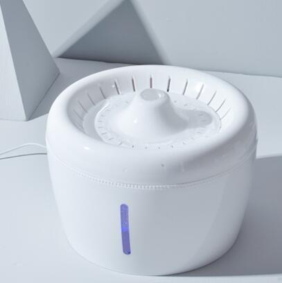 小壹貓咪飲水機自動循環過濾靜音流動喝水器泰迪貓咪寵物飲水器 秋季新品