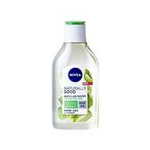 NIVEA 妮維雅 純萃保養卸妝水(400ml) 天然有機蘆薈【小三美日】